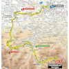 Tour de France 2019: route 14th stage - source:letour.fr