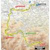 Tour de France 2019: route 14th stage - source:letour.fr