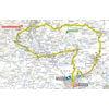 Tour de France 2019 Route Stage 16 - source: letour.fr