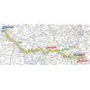Tour de France 2019: route 4th stage - source:letour.fr