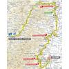 Tour de France 2019: route 5th stage - source:letour.fr