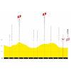 Tour de France 2020: finish profile 14th stage - source:letour.fr