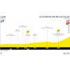 Tour de France 2020 Route stage 20: Lure – La Planche des Belles Filles
