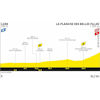 Tour de France 2020: profile 20th stage - source:letour.fr
