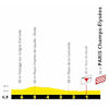 Tour de France 2020: finish profile 21st stage - source:letour.fr