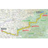 Tour de France 2020: route 7th stage - source:letour.fr