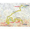 Tour de France 2020: route 9th stage - source:letour.fr