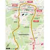 Tour de France 2021: finish route stage 1 - source:letour.fr