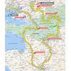 Tour de France 2020: route 1st stage - source:letour.fr