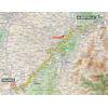 Tour de France 2021: route stage 10 - source:letour.fr