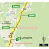 Tour de France 2021: intermediate sprint route stage 10 - source:letour.fr