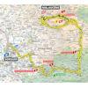 Tour de France 2021: route stage 11 - source:letour.fr
