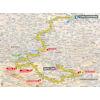 Tour de France 2021: route stage 14 - source:letour.fr