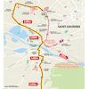 Tour de France 2021: finish route stage 16 - source:letour.fr