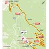 Tour de France 2021: finish route stage 17 - source:letour.fr