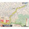 Tour de France 2021: route stage 17 - source:letour.fr