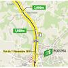 Tour de France 2021: route stage 2 - source:letour.fr