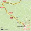 Tour de France 2021: finish route stage 20 - source:letour.fr