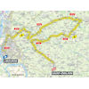 Tour de France 2021: route stage 20 - source:letour.fr