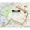 Tour de France 2021: route in Paris stage 21 - source:letour.fr