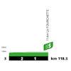 Tour de France 2021: profile stage 3 - source:letour.fr