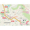 Tour de France 2021: finish route stage 6 - source:letour.fr