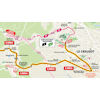 Tour de France 2021: finish route stage 7 - source:letour.fr