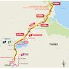 Tour de France 2021: finish route stage 9 - source:letour.fr