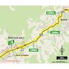 Tour de France 2021: intermediate sprint route stage 9 - source:letour.fr