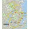 Tour de France 2022: route 1st stage - source:letour.fr