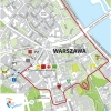 Tour de Pologne 2015 Finish 1st stage: Warsaw - Warsaw - source: tourdepologne.pl