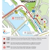 Tour de Pologne 2015 Start 1st stage: Warsaw - Warsaw - source: tourdepologne.pl