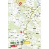 Tour de Pologne 2015 Route 2nd stage: Częstochowa - Dąbrowa Górnicza - source: tourdepologne.pl