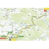 Tour de Pologne 2015 Route 5th stage: Nowy Sącz - Zakopane - source: tourdepologne.pl
