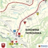 Tour de Pologne 2015 Finish kilometres 6th stage: Bukovina Terma Hotel Spa - Bukowina Tatrzańska - source: tourdepologne.pl