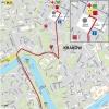 Tour de Pologne 2015 Finish 7st stage: Kraków - Kraków - source: tourdepologne.pl
