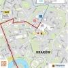 Tour de Pologne 2015 Start 7st stage: Kraków - Kraków - source: tourdepologne.pl
