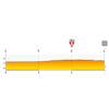 Tour de Pologne 2020: profile finale stage 1 - source:tourdepologne.pl