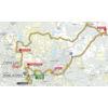 Tour de Pologne 2020: route 1st stage - source:tourdepologne.pl