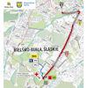 Tour de Pologne 2020: route finale stage 3 - source:tourdepologne.pl
