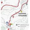 Tour de Pologne 2020: route finale stage 4 - source:tourdepologne.pl