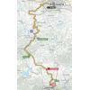 Tour de Pologne 2020: route 5th stage - source:tourdepologne.pl