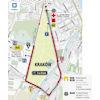 Tour de Pologne 2020: route finale 5th stage - source:tourdepologne.pl