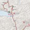 Tour de Romandie 2014 Route stage 2: Ascona - Sion