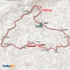 Tour de Romandie 2014 Route stage 4: Around Fribourg