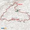 Tour de Romandie 2014 Route stage 4: Around Fribourg