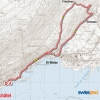 Tour de Romandie 2014 Route stage 5: Around Neuchatel