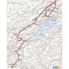Tour de Romandie 2015 - Route stage 2: Apples – Saint Imier