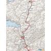 Tour de Romandie 2015 - Route stage 5: Fribourg – Champex