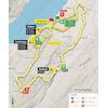 Tour de Romandie 2021: route stage 2 - source:tourderomandie.ch